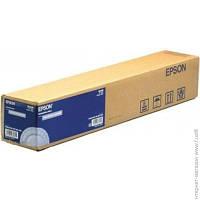 Бумага Epson 166 г/м.кв., рулон 610 мм x 30.5 м, фото, глянцевая (C13S041390)