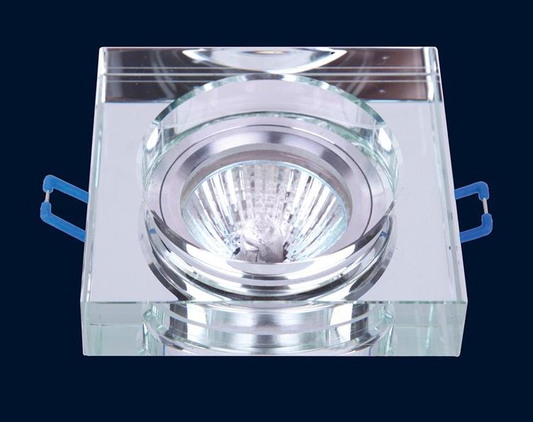 Cветильник точечный встраиваемый Levistella 705166 под лампу MR16