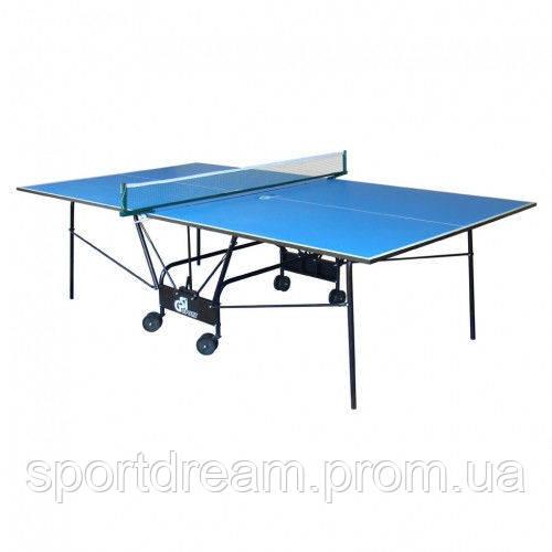Теннисный стол для помещений GSI-Sport Compact Light
