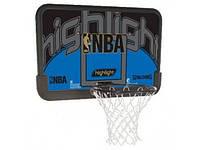 Щит баскетбольный Spalding NBA Highlight 44 Composite