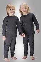 Детское термобелье Thermoform комлект 12-007 серый