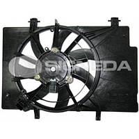 Диффузор радиатора Ford Fiesta 08-- RDFD67059C 1577574