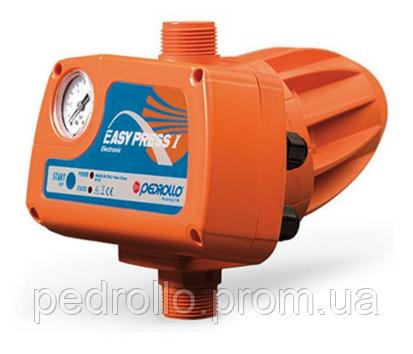 Электронный контроллер давления EASY PRESS II (1,5 bar) Pedrollo