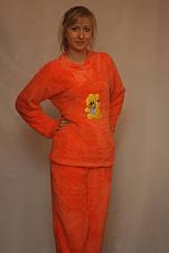 Махровая пижама или домашний костюм, фото 2
