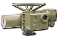 Электропривод ГЗ - ВА 150/24 в взрывозащищенном корпусе