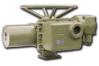 Электропривод ГЗ - ВБ 200/24 в взрывозащищенном корпусе