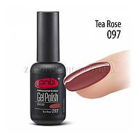 Гель лак PNB Tea Rose мокка, эмаль, 8 мл.