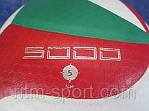 М'яч волейбольний Molten 5000, фото 3