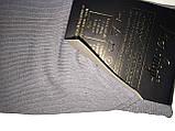 Шкарпетки чоловічі бавовна без шва Pier Luigi пр-під Туреччина світло-сірий р. 45-47, фото 3