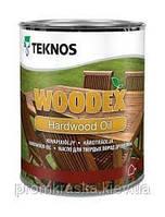 WOODEX HARDWOOD OIL Масло для твёрдой древесины
