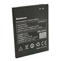 Аккумулятор BL222 на Lenovo S660, S930, S939, ОРИГИНАЛ