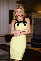 Платье Нори желтый