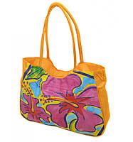 Яркая сумка пляжная