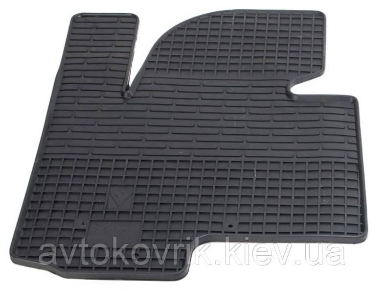 Резиновый водительский коврик в салон Hyundai ix35 2010-2015 (STINGRAY)