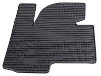 Резиновый водительский коврик для Hyundai ix35 2010-2015 (STINGRAY)