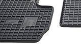 Резиновый водительский коврик в салон Hyundai ix35 2010-2015 (STINGRAY), фото 5