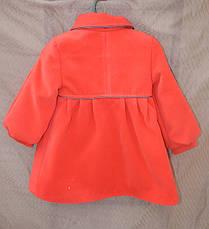 Пальто детское Бантик, фото 2