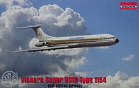 Самолет Vickers Super UC10 Type 1154    1\144  RODEN 329