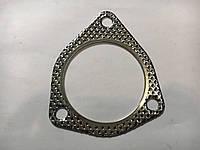 Глушитель - прокладка  катализатора  (ассиметричная)  (внутр.Q 80)  Ланос  (Украина)