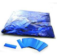 Конфетти - ''Метафан'' синий, металлизированный 1*4 см