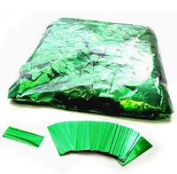 Конфетти - ''Метафан'' зеленый, металлизированный 1*4 см