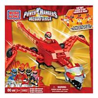 Конструктор Mega Bloks Power Rangers Megaforce Зорд Дракон (5862)
