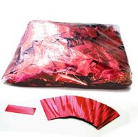 Конфетти - ''Метафан'' красный, металлизированный 1*4 см