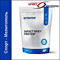 Myprotein Impact Whey Protein 2500 г - без вкуса