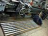 Гриф олимпийский универсальный хромированный рессорно-пружинная сталь