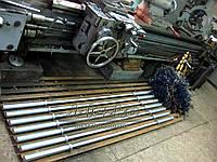 Гриф олимпийский универсальный хромированный рессорно-пружинная сталь, фото 1