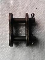 Звено соединительное цепи грунтофрезы Bomet