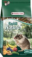 Versele-Laga Nature ГЕРБИЛ НАТЮР (Gerbil Nature) зерновая смесь супер премиум корм для песчанок