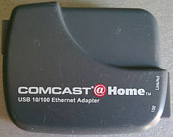 Мережева карта COMCAST Ethernet Adapter USB 10/100
