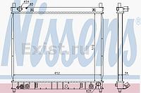 Радиатор, кондиционер для Ssang Yong Rexton 2131008223,66 A1424 и для других авто