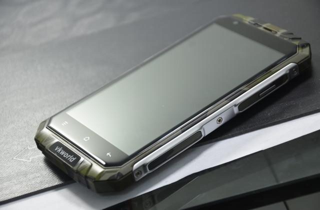 Новый защищённый смартфон VKworld v5 уже в апреле
