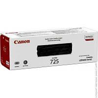 Картридж Canon 725 Black (3484B002)