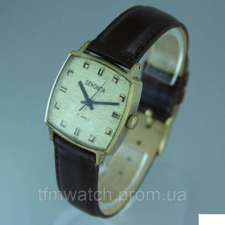 Механические часы  СССР Sekonda