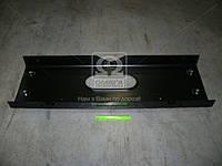 Бампер МАЗ передний средн. (не окраш., грунтовка) (МАЗ). 5432-2803015-001