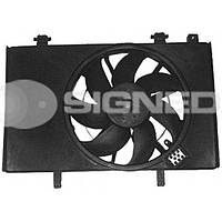 Диффузор радиатора и кондиционера Ford Fiesta 08-- 453323W2 ZJ3615025