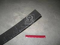 Лист рессоры коренной №1 задней дополнительный ГАЗ 3302 (перемен.сечения, длинна 1150 мм) (Чусовая). 3302-2913101-20