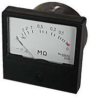 Мегаомметр М419