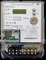"Электросчетчик MTX3G30.DH.4L1-OGF4 ""зеленый тариф"" 5(100)А, 380В, А±R±, реле, GSM модуль, радиомодуль"