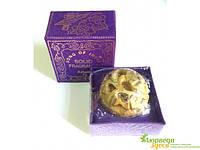 Сухие Духи Жасмин 5 грм в каменной шкатулке, Песня Индии. 100% натуральные парфюмы не оставят вас равнодушными