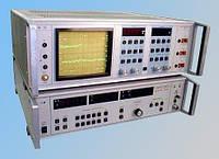 Измеритель модуля коэффициентов передачи и отражения Р2-107