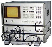 Измеритель комплексных коэфициентов передачи и отражения Р4-37