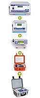 Комплекс для безразборного контроля высоковольтных выключателей ИКВ-07