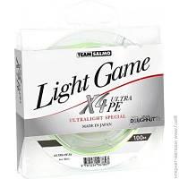 Рыболовные Лески И Шнуры Salmo Light Game X4 Ultra PE 100м (5014-006)