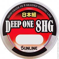 Рыболовные Лески И Шнуры Sunline Deep One 8HG 150м 0.6/0.128мм 4.2кг (16580471)