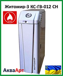 Дымоходный газовый котёл Житомир-3 КС-ГВ-012 СН (двухконтурный)