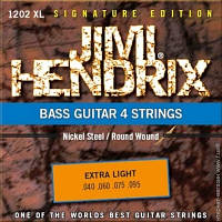 Струны Jimi Hendrix 1202 XL